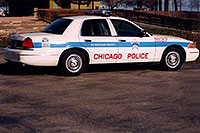 /images/133/1999-02-chicago-police.jpg - #00262: Chicago Police car … images  of Chicago … Feb 1999 -- Chicago, Illinois
