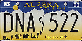 /images/133/1999-04-plates-alaska.jpg - 00305: Alaska - cool license plates … from all around --