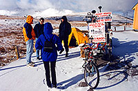 /images/133/1999-09-indep-dave-1.jpg - #00379: Dave in training at 12,095ft … Sept 1999 -- Independence Pass, Colorado