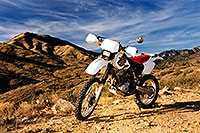 /images/133/2000-04-xr-pleasant-crown-k.jpg - #00483: my Honda XR400 … Lake Pleasant to Crown King … April 2000 -- Crown King, Arizona