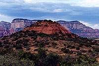 /images/133/2000-05-sedona-syca-view.jpg - #00499: Dogie Trail in Sycamore canyon … May 2000 -- Sycamore Canyon, Sedona, Arizona