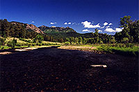 /images/133/2000-07-wolfcreek-river1.jpg - #00527: near Wolf Creek Pass … July 2000 -- Wolf Creek Pass, Colorado