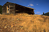 /images/133/2000-09-colo-indep-town.jpg - #00640: Ghost town of Independence … Sept 2000 -- Independence Pass, Colorado