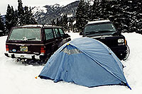 /images/133/2000-12-phx-tor-lead-jeeps-tent.jpg - 00736: camping by Leadville … Phoenix-Toronto 3,500 mile snow-camping trip … Dec 2000 -- Leadville, Colorado