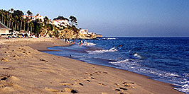 /images/133/2001-07-cali-aliso-view-pano.jpg - #00791: Images of Aliso Creek Beach at Laguna Beach … July 2001 -- Aliso Creek Beach, Laguna Beach, California
