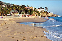 /images/133/2001-07-cali-dana-point.jpg - #00815: Images of Aliso Creek Beach at Laguna Beach … July 2001 -- Aliso Creek Beach, Laguna Beach, California