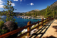 /images/133/2001-07-cali-tahoe-beautiful.jpg - 00817: Afternoon at Lake Tahoe … July 2001 -- Lake Tahoe, California