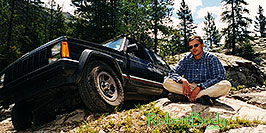 /images/133/2001-07-indep-jeep-pano.jpg - 00824: returning from California coast via Colorado … July 2001 -- Independence Pass, Colorado