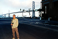 /images/133/2001-07-martin-sf-bridge.jpg - #00841: Martin in San Francisco … July 2001 -- San Francisco, California