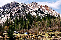 /images/133/2002-06-colo-castle-creek2.jpg - #00939: camping by Castle Creek Road … June 2002 -- Castle Creek Road, Aspen, Colorado