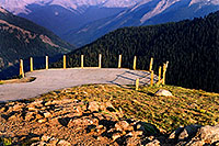 /images/133/2002-06-indep-walk-circle.jpg - #00953: walking path at Independence Pass … June 2002 -- Independence Pass, Colorado