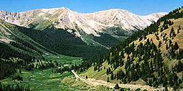 /images/133/2002-06-independence-pass-aspen-pano.jpg - #00942: view from Independence Pass towards Aspen … June 2002 -- Independence Pass, Colorado