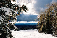 /images/133/2003-03-snowbowl-down1.jpg - #01171: Snowbowl ski area … March 2003 -- Snowbowl, Arizona
