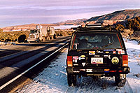 /images/133/2003-12-jeep-moab-morning-l.jpg - #01394: Morning in Moab … before moving Phoenix to Denver … Dec 2003 -- Moab, Utah
