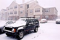 /images/133/2003-12-jeep-rosemont.jpg - #01403: snow in Lone Tree … Dec 2003 -- Remington, Lone Tree, Colorado