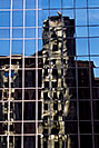 /images/133/2003-12-phoenix-blue-reflection.jpg - #01421: near Phoenix downtown … Dec 2003 -- Phoenix, Arizona