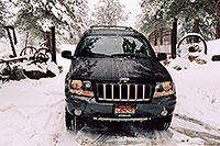 /images/133/2004-04-jeep-house-entrance.jpg - #01431: my new Jeep near Golden … April 2004 -- Golden, Colorado