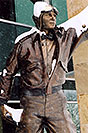 /images/133/2004-04-jeppesen2.jpg - #01460: statue of Elroy Jeppesen, airway chart pioneer … June 2004 -- Englewood, Colorado