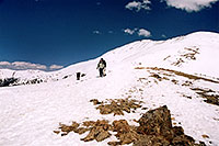 /images/133/2004-04-loveland-sunny2.jpg - #01475: views of Loveland Pass … April 2004 -- Loveland Pass, Colorado