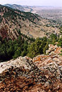 /images/133/2004-05-buffalo-bill-view2-v.jpg - #01486: View from Buffalo Bill grave … May 2004 … Golden, Colorado -- Golden, Colorado