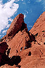 /images/133/2004-05-gardgods-climbers5.jpg - #01507: Red Rocks in Garden of the Gods … May 2004 -- Garden of the Gods, Colorado Springs, Colorado