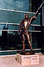 /images/133/2004-06-englewood-jeppesen1.jpg - #01535: statue of Elroy Jeppesen, airway chart pioneer … June 2004 -- Englewood, Colorado