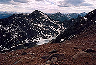 /images/133/2004-06-mtevans-mtn-view1.jpg - #01574: views from Mt Evans road … June 2004 -- Mt Evans, Colorado