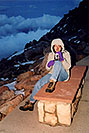 /images/133/2004-06-mtevans-ola-top1.jpg - #01575: Ola at top of Mt Evans … June 2004 -- Mt Evans, Colorado