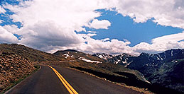 /images/133/2004-06-mtevans-road-12k.jpg - #01577: Mt Evans road at 11,500ft  … June 2004 -- Mount Evans Road, Mt Evans, Colorado