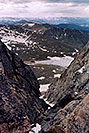 /images/133/2004-06-mtevans-topv-view1.jpg - #01596: view from top of Mt Evans  … June 2004 -- Mt Evans, Colorado
