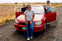 /images/133/2004-07-colo-3-car.jpg - #01664: Aneta, Ola & Ewka with Aneta