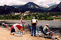 /images/133/2004-07-estes-fishing2.jpg - #01647: fishing at Estes Lake … July 2004 -- Estes Park, Colorado