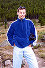 /images/133/2004-08-31-aspen2-132-v.jpg - 01803: me at ghost town of Independence … August  2004 -- Independence Pass, Colorado