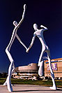/images/133/2004-08-denver-figures.jpg - #01859: Denver, Colorado … August 2004 -- Denver Figures, Denver, Colorado