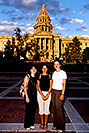 /images/133/2004-08-denver-oksana-parli.jpg - #01879: Oksana, Ola & Ewka with Parliament Building in the background  … August 2004 -- Denver, Colorado