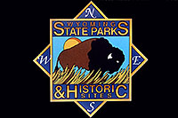 /images/133/2004-08-wyo-parks.jpg - #02031: logo on Ranger