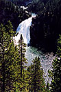 /images/133/2004-08-yello-falls.jpg - #02061: Falls of Yellowstone River … August 2004 -- Yellowstone, Wyoming