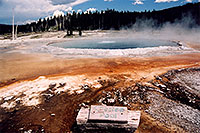 /images/133/2004-08-yello-geyser11.jpg - #02088: Geyser near Old Faithful … August 2004 -- Yellowstone, Wyoming