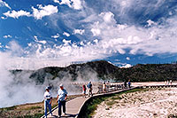 /images/133/2004-08-yello-geyser9.jpg - #02074: Yellowstone geysers … August 2004 -- Yellowstone, Wyoming