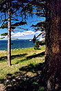 /images/133/2004-08-yello-lake-view.jpg - #02085: Yellowstone Lake … August 2004 -- Yellowstone, Wyoming