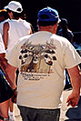 /images/133/2004-08-yello-people2.jpg - #02112: Vegetarian n: old Indian Word for BAD HUNTER … near Fairy Creek … August 2004 -- Yellowstone, Wyoming