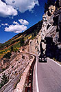 /images/133/2004-09-indep-road4.jpg - #02154: car heading from Aspen to Independence Pass … Sept 2004 -- Independence Pass, Colorado