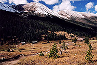 /images/133/2004-09-indep-town1.jpg - #02157: Ghost town of Independence … Sept 2004 -- Independence Pass, Colorado