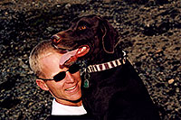 /images/133/2004-09-loveland-dogs4.jpg - #02151: Labrador Retrievers at Loveland Pass … Sept 2004 -- Loveland Pass, Colorado