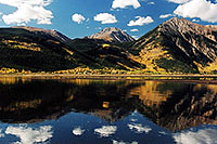 /images/133/2004-09-twinlakes-reflection.jpg - #02222: images of Twin Lakes … Sept 2004 -- Twin Lakes, Colorado