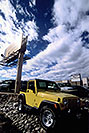 /images/133/2004-10-cent-lithia-jeep01.jpg - #02276: yellow Jeep Wrangler at Lithia Centennial Jeep … Oct 2004 -- Arapahoe Rd, Centennial, Colorado