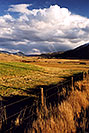 /images/133/2004-10-crested-evening1.jpg - #02309: evening in Crested Butte, looking south … Oct 2004 -- Crested Butte, Colorado