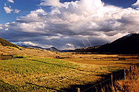 /images/133/2004-10-crested-evening5.jpg - #02315: evening in Crested Butte, looking south … Oct 2004 -- Crested Butte, Colorado