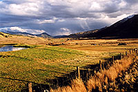 /images/133/2004-10-crested-evening8.jpg - #02318: evening in Crested Butte, looking south … Oct 2004 -- Crested Butte, Colorado