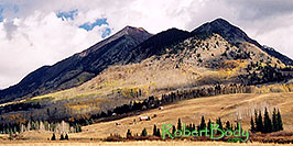 /images/133/2004-10-crested-view2-pano.jpg - #02353: views along Gothic Road … Oct 2004 -- Crested Butte, Colorado
